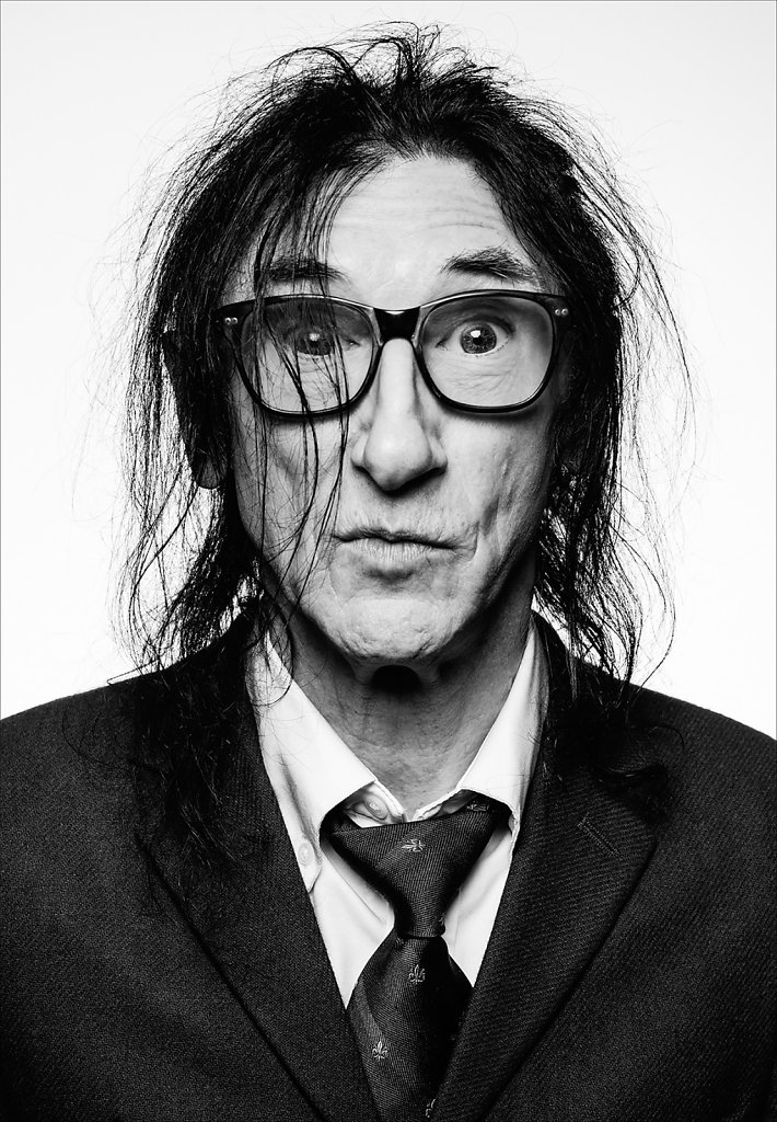 John Cooper Clarke for Shortlists 'The Greatest'.