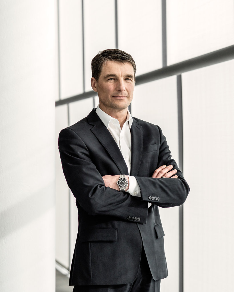 Thomas Ingenlath, Senior VP of Design, Volvo